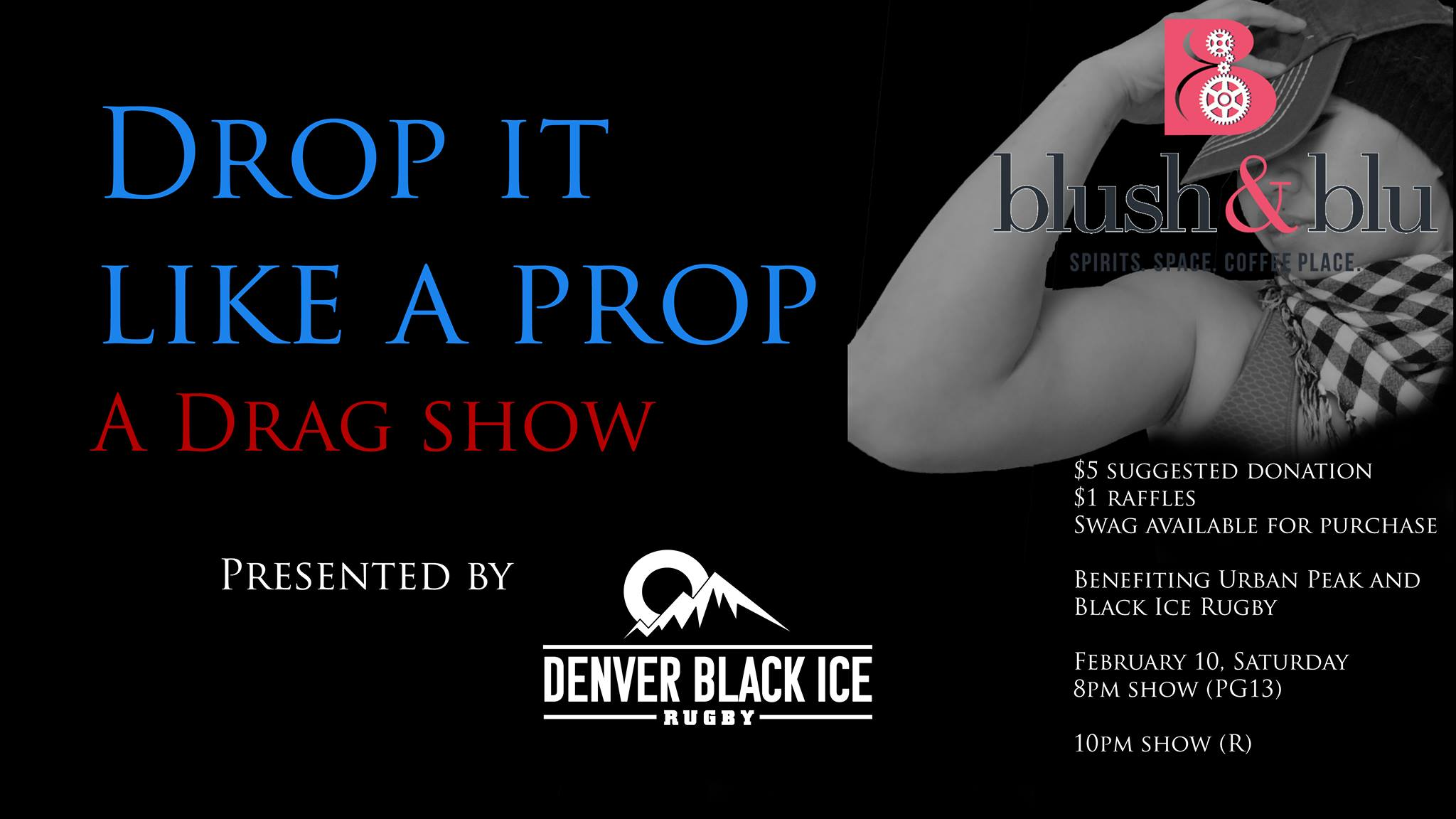 Drop it Like a Prop @ Blush & Blu Denver | Denver | Colorado | United States