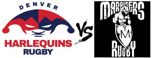 Denver Harlequins D4 vs. Northside Marauders @ Cook Park | Denver | Colorado | United States