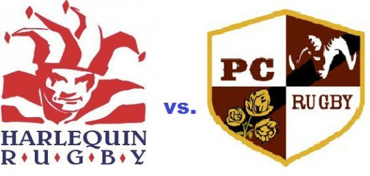 Harlequins D2 Vs. Park City Haggis @ Cook Park | Denver | Colorado | United States