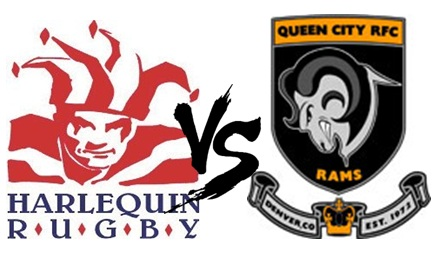 Harlequins D4 Vs. Queen City B @ Cook Park | Denver | Colorado | United States