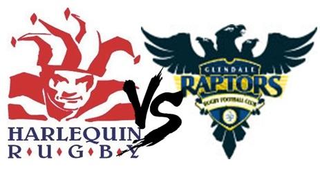 Quins vs Raptors