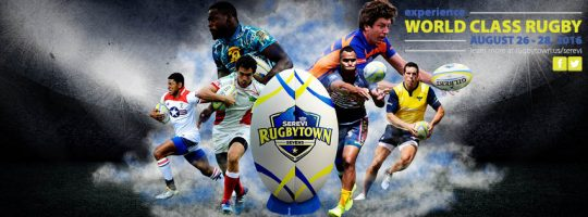 Serevi Rugbytown 7s @ Infinity Park | Denver | Colorado | United States