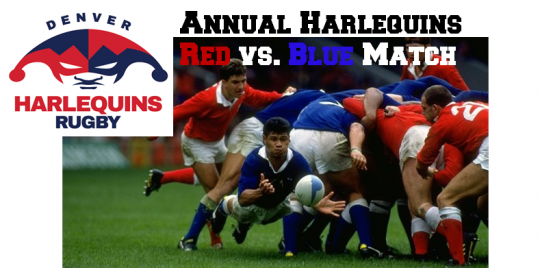 Spring Red vs. Blue Match @ Parkfield Lake Park | Denver | Colorado | United States